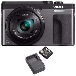 Panasonic DC-ZS70S Lumix 20.3 MP, 4K Digital Camera Silver,