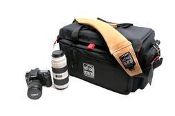 PortaBrace DCO-2R Medium DSLR Camera Organizer Bag - - Black