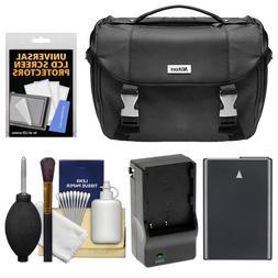 Nikon Deluxe Digital SLR Camera Case - Gadget Bag with EN-EL