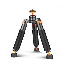 Bestshoot Desktop Mini Tripod Load 3KG Universal 3 Legs Mono