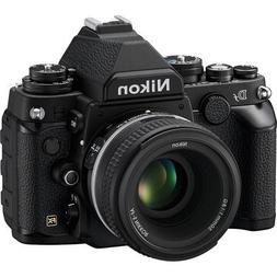 Nikon Df 16.2 MP CMOS FX-Format Digital SLR Camera with Auto