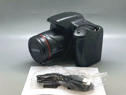 Digital SLR Camera 2.4 Inch TFT LCD Screen Full HD 1080P 16X