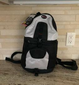 Precision Design Digital SLR Camera Backpack Case Sling Stra