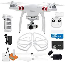 DJI Phantom 3 Standard Quadcopter Drone with 2.7k Video Came