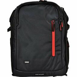 Vivitar DKS42 Padded Backpack for DSLR, SLR, Mirrorless, Vid