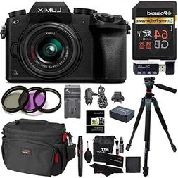 Ritz Camera Panasonic DMC-G7KK Digital Single Lens Mirrorles
