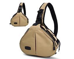 Beaspire Camera Sling Shoulder Photography Bag DSLR Travel O