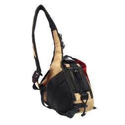 CaDen DSLR Camera Bag Shoulder Messenger Case Cover for Cano