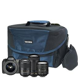 Seven Star DSLR Camera Bag Shoulder Protective Case Canon Ni