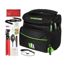 DSLR Camera Bag with accessories  Deco Gear