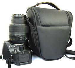 DSLR camera case bag for canon Rebel T3i T2i T1i XS XSi T3 X
