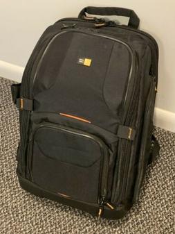 Case Logic DSLR Camera Laptop Backpack Black SLRC-206