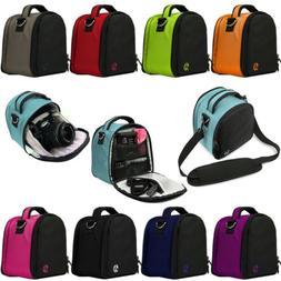 VanGoddy DSLR Camera Shoulder Bag Carry Case For Nikon D3500