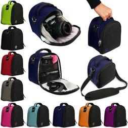 VanGoddy DSLR Camera Shoulder Bag Carry Case For Sony a7 III