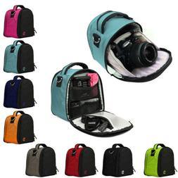 VanGoddy Small DSLR Camera Shoulder Bag Carry Case For Canon