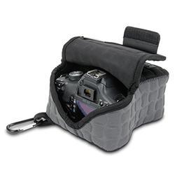 USA Gear DSLR Camera Case Holster Sleeve Belt Loop, Acccesso