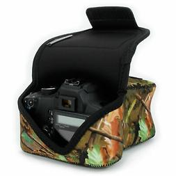 DSLR Camera Case / SLR Camera Sleeve  w/Neoprene Protection,
