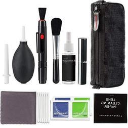 DSLR Lens Camera Professional Cleaning Kit Spray Bottle Lens