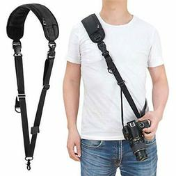 waka Camera Neck Strap Quick Release Safety Tether, Comforta