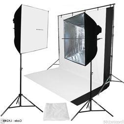 DSLR Camera Digital Photography Video Studio Photo Lighting