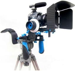 Morros Professional DSLR Rig with Follow Focus and Matte Box