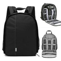For DSLR Digital Camera Video Backpack Water-resistant Multi