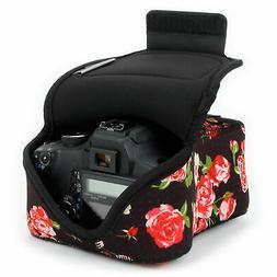 DSLR Camera Sleeve Case w/ DuraNeoprene Technology, Accessor