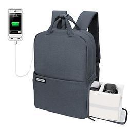 CADeN Travel DSLR SLR Camera Backpack Waterproof Anti-Theft