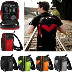 dslr slr camera backpack carry case