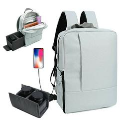DSLR SLR Camera Backpack Waterproof Camera Bag with Laptop f