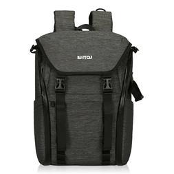 LOTILE DSLR SLR Camera Backpack Waterproof Laptop Bag Lens T