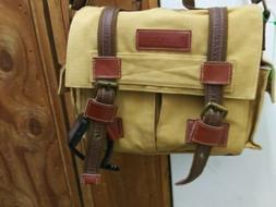 Koolertron DSLR SLR Camera Canvas Shoulder Bag for Sony Cano