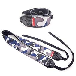 VLASHOR DSLR Camera Strap - Navy - Perfect for Digital Camer