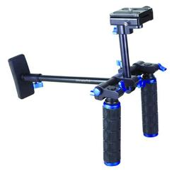 Polaroid Dual Grip Video Chest Stabilizer Support System For