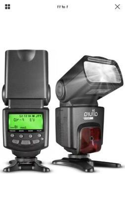 E-TTL Speedlite Flash for Canon T6i T6 T5i T5 T4i T3i T2i by