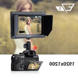 Eyoyo E7S 4k <font><b>Camera</b></font> <font><b>Monitor</b>