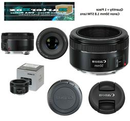 Easter Sale Canon Ef 50mm f/1.8 Stm Lens 0570C002 Clearance