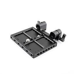 NICEYRIG Easy Baseplate for RED RAVEN RED SCARLET-W RED EPIC