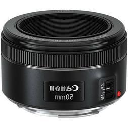 Canon EF 50mm f/1.8 STM Standard Autofocus Lens for EOS Rebe