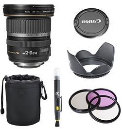 Canon EF-S 10-22mm f/3.5-4.5 USM SLR Lens for EOS Digital SL