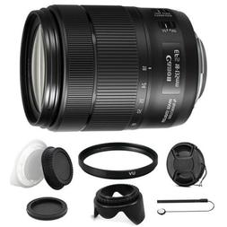 Canon EF-S 18-135mm f/3.5-5.6 IS NANO USM Lens with Bundle f