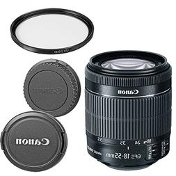 Canon EF-S 18-55mm f/3.5-5.6 IS STM Zoom Lens for Canon DSLR