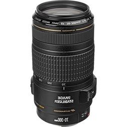 Canon EF 70-300mm f/4-5.6 IS  USM Lens for Canon EOS SLR Cam