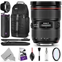 Canon EF 24-70mm f/2.8L II USM Standard Zoom Lens w/Advanced