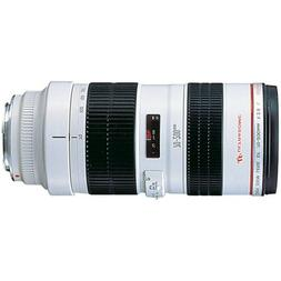 Canon EF 70-200mm f/2.8L USM Telephoto Zoom Lens for Canon S