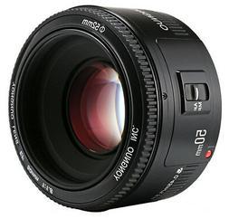 Yongnuo EF YN 50mm F1.8 1:1.8 Standard Prime Lens for Canon
