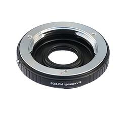 Fotasy EFMD Minolta MD Mount Lens to Canon EOS EF Mount Came