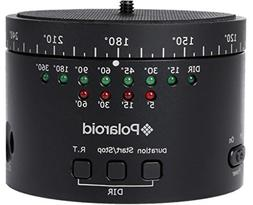 Polaroid Electronic Panorama Ball Head for GoPros, Smartphon