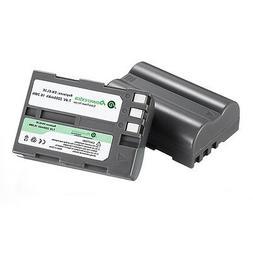 For Nikon D700 D300 D200 D80 D90 D70s D300s D50 D100 Powerex