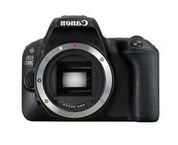 Canon EOS 200D  Rebel SL2  24.2 MP SLR Camera  -Only Body